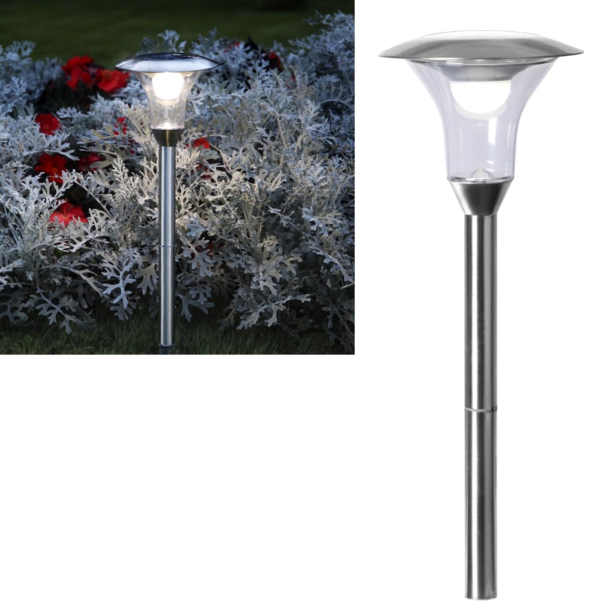 led solar leuchte 10 100lm mit bewegungsmelder warmwei gartenleuchte solarlampe ebay. Black Bedroom Furniture Sets. Home Design Ideas