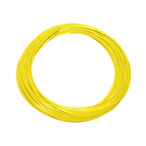 kabel litze gelb 0 09mm 10 meter. Black Bedroom Furniture Sets. Home Design Ideas
