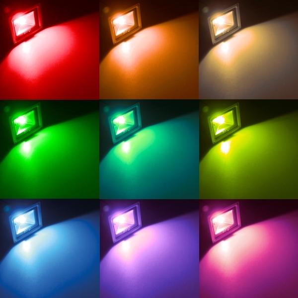 MREEGUFarbige RGB LED Birne 3W Leuchte Glühbirne +1 . Es Besteht Die  Möglichkeit Zwischen LED Licht Oder Farbwechsel LED Zu Wechseln.