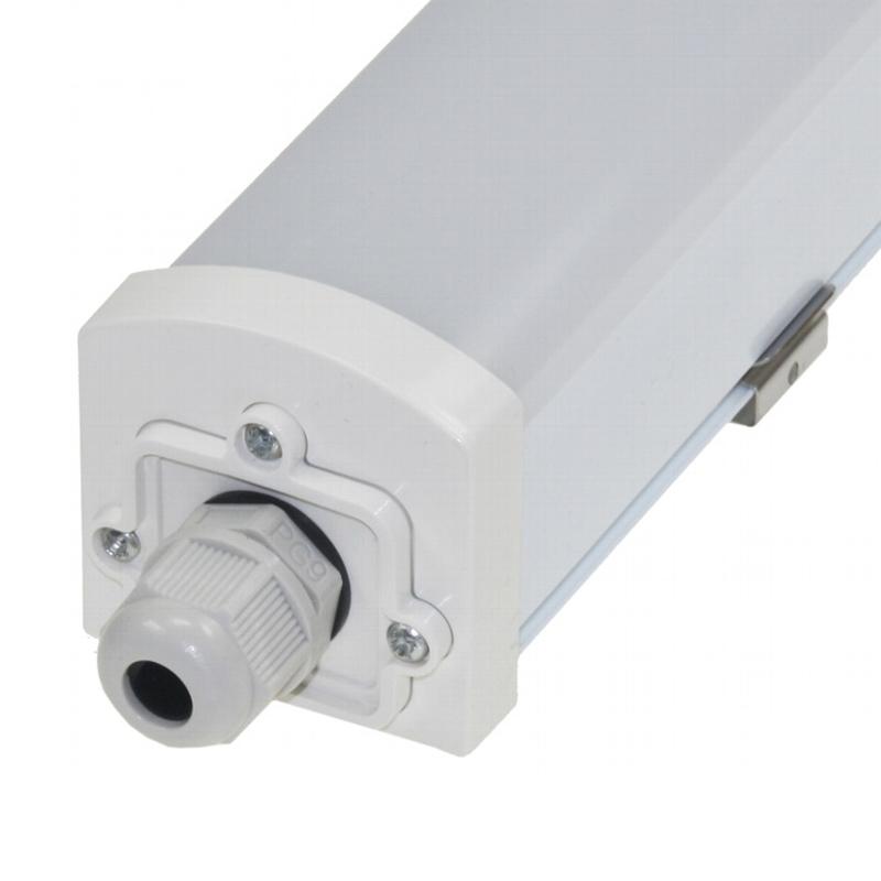 Decken- & Feuchtraumleuchte IP65 120cm 36W 230V 3200lm neutralweiß