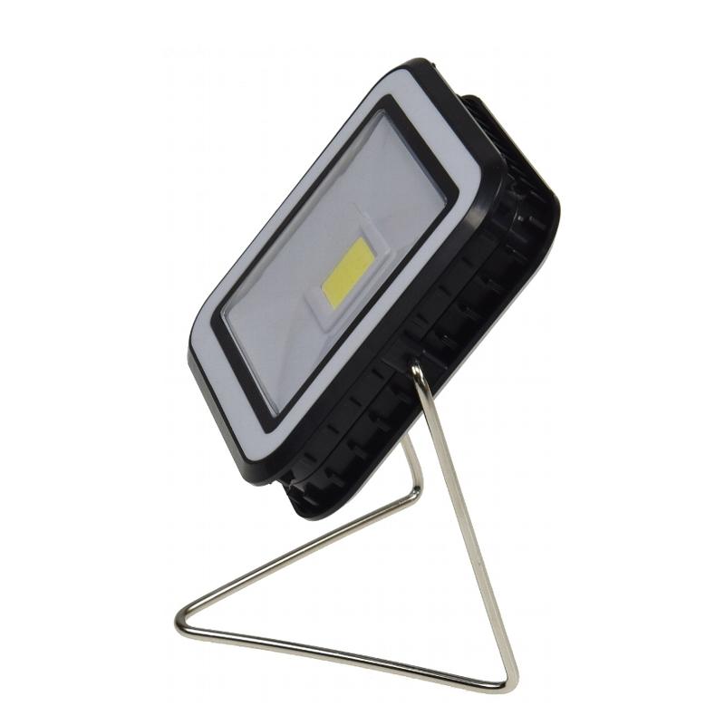 solar led leuchte cal cob solar 200lm mit st nder. Black Bedroom Furniture Sets. Home Design Ideas