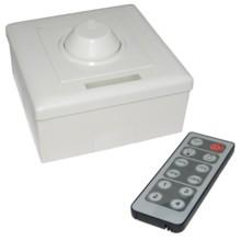 pwm led dimmer mit fernbedienung 12v max 8a. Black Bedroom Furniture Sets. Home Design Ideas