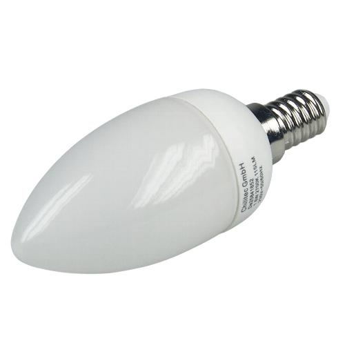 led kerzen lampe e14 115lm warmwei 230v 1 6w 24 leds kerzenlampe leuchtmittel. Black Bedroom Furniture Sets. Home Design Ideas