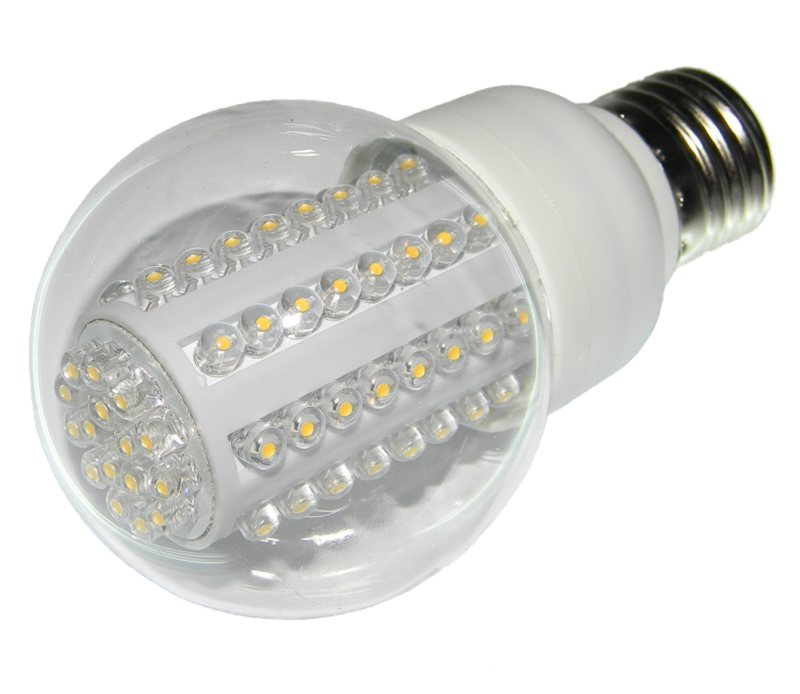 led lampe gl hlampe e27 5w 330lm 80 leds gl hbirne. Black Bedroom Furniture Sets. Home Design Ideas
