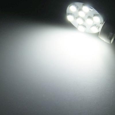 smd stiftsockel lampe g4 pins r ckseitig rund 10 leds wei 160lm led 12v 3 chip. Black Bedroom Furniture Sets. Home Design Ideas