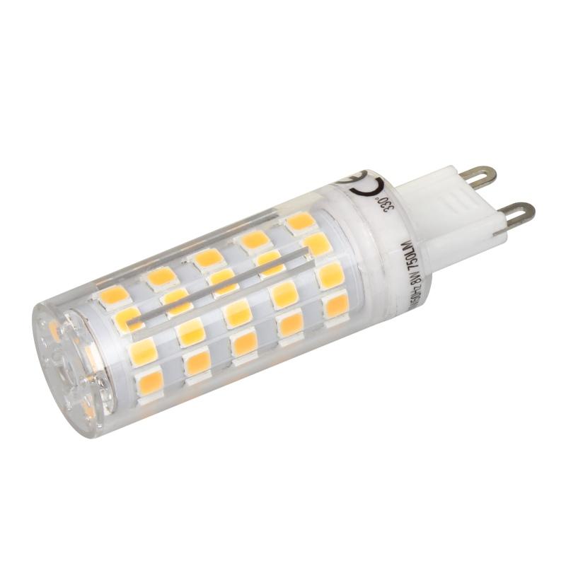 led stiftsockel lampe g9 ct 85smd wei 750lm 330 230v 8w ekk a. Black Bedroom Furniture Sets. Home Design Ideas