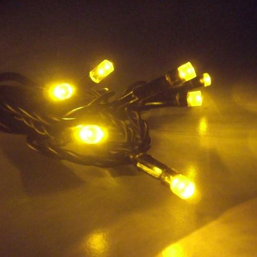 led lichterkette 96 leds 12 3 m 10 zuleitung outdoor ip44 schwarzes kabel ebay. Black Bedroom Furniture Sets. Home Design Ideas