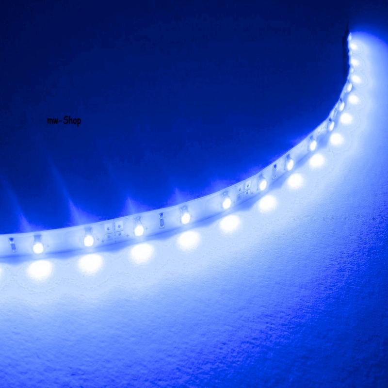 5m Smd Led Stripe Blau Flexibel Ip20 12v Strip Leiste Streifen